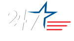 24-7 Supply logo