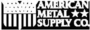 American Metal footer logo
