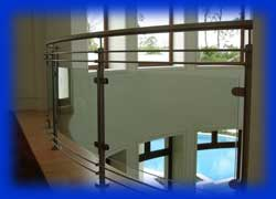 Inox Railing for Commercial and Residential Applications