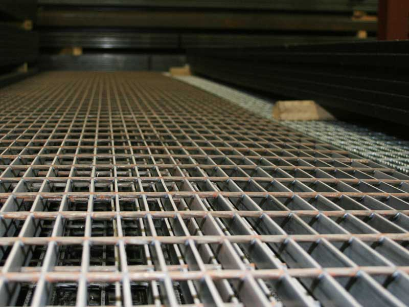 Expanded Metal Floor Grating And Fiberglass Grating